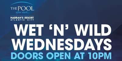 Wet 'N' Wild Wednesday with DJ B Lee at The Pool After Dark - FREE GUESTLIST