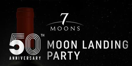 7 Moons 50th Anniversary Moon Landing Party tickets