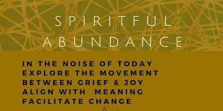Spiritful Abundance tickets