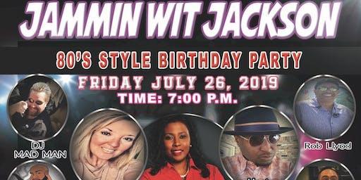 Jammin Wit Jackson