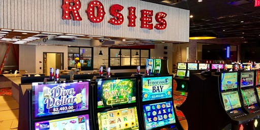 Weekly Bus Trip to Rosie's Casino Richmond Virginia