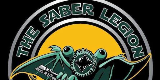 Lightsaber Fighting Info Session