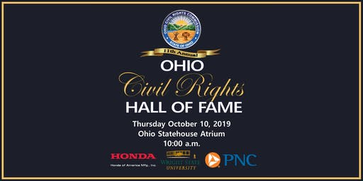 11th Annual Ohio Civil Rights Hall of Fame