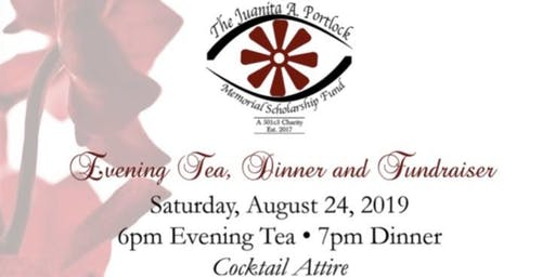 Evening Tea, Dinner & Fundraiser