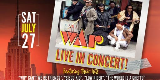 War Live In Concert!
