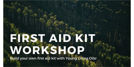 First Aid Kit Workshop tickets