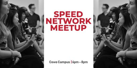 Speed Networking Meetup | Let's Network! tickets