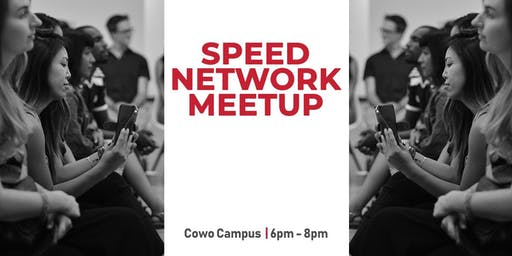Speed Networking Meetup | Let's Network!