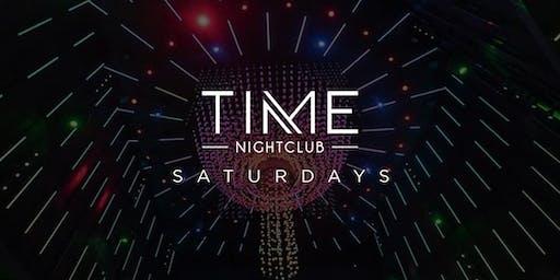 Till Dawn Group Presents: Time Saturday Night's | NERVO