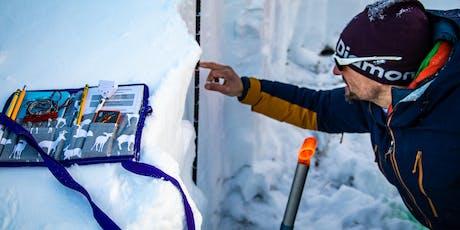 AIARE Avalanche Level 2 tickets