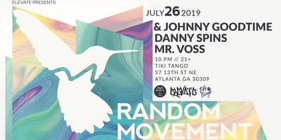 Elevate Presents: Random Movement