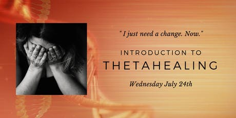 Introduction to ThetaHealing tickets