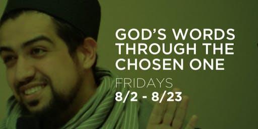 God's Words Through the Chosen One
