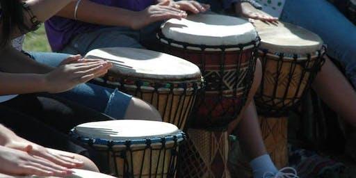 Drum Class & Jam with Alex Wedmedyk