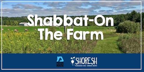 Shabbat-On The Farm tickets