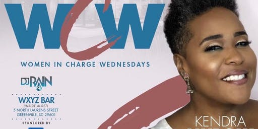 Woman in Charge Wednesdays