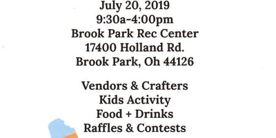 Christmas in July Craft Fair
