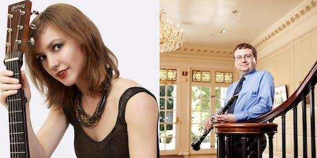 Seth Kibel & Flo Anito Live at Gloria's tickets