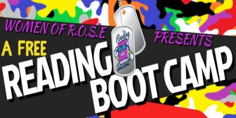 Reading Boot Camp tickets
