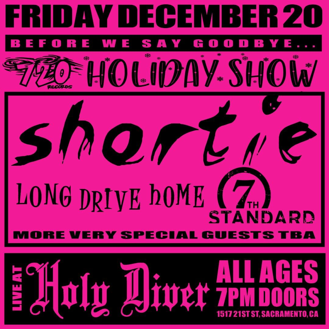 SHORTIE / Long Drive Home / 7th Standard