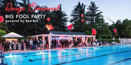 Aspria Harbour Club Milano - Sabato 20 Luglio 2019 -  Redbull Big Summer Pool Party - Rouge Carrousel - Accrediti e Tavoli al 338-7338905 biglietti