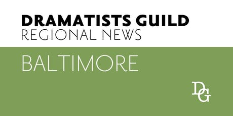 BALTIMORE: Partnering with a Dramaturg (Online Event) tickets