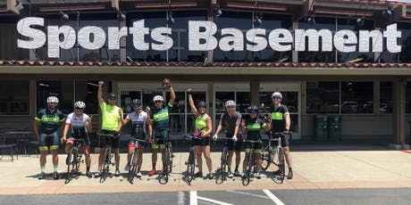 Sports Basement Bi-Monthly Group Ride! tickets