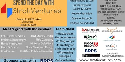 Spend the Day with StratiVentures: Local Team with Common Goals