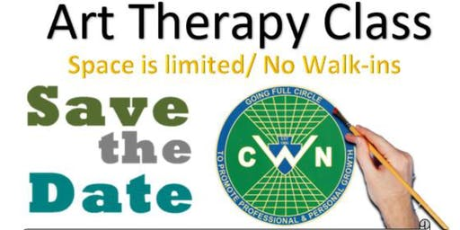 CWN Get Artsy and Stress Less!