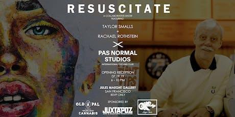 Resuscitate Showcase tickets
