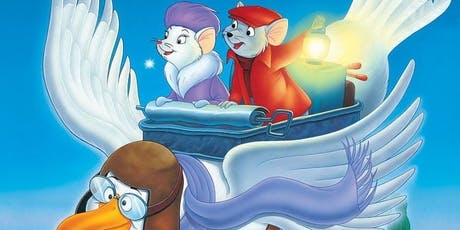 THE RESCUERS, Saturday Summer Spectacular at The Claude Gentry tickets
