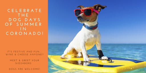 Celebrate the Dog Days of Summer in Coronado!