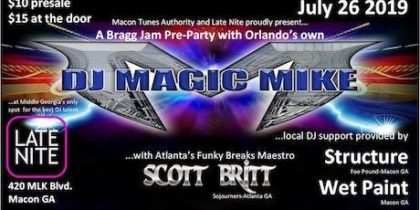 26 July 2019, DJ Magic Mike at Late Nite tickets