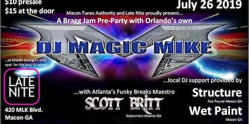 26 July 2019, DJ Magic Mike at Late Nite