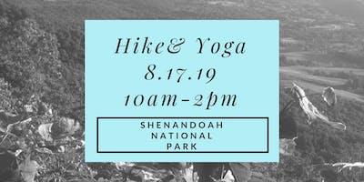 Hike and Yoga