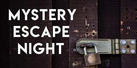 Mystery Escape Night tickets