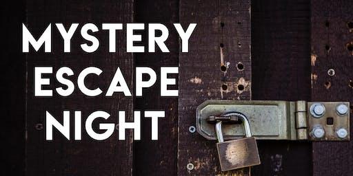 Mystery Escape Night