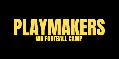 Playmakers Wide Receiver Camp