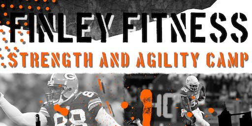 Finley Fitness Strength & Agility Camp