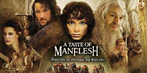 A Taste of Man Flesh: A Parody About a Fellowship