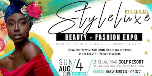 VOLUNTEERS NEEDED - Styleluxe Expo Beauty & Fashion