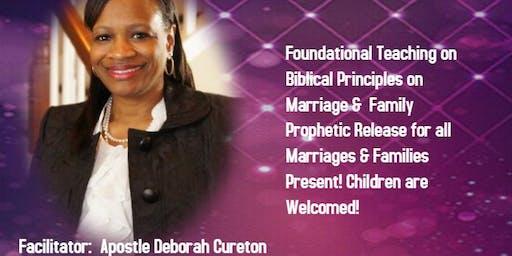 MARRIAGE & FAMILY PROPHETIC WORKSHOP