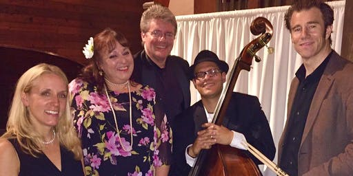 Cranberry Coast Concerts Season 14 ~ The CCC Cool Jazz Trio