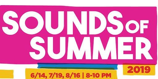 Sounds of Summer - Scott Mulvahill