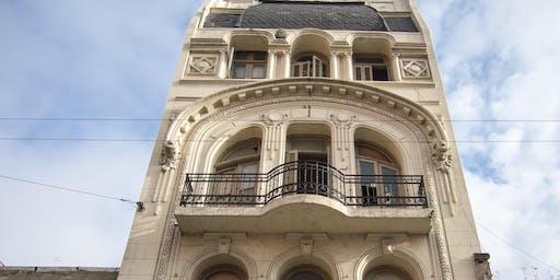 Tour San Telmo Art Nouveau AANBA, arquitectura y artes decorativas