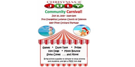 Community Carnival! tickets