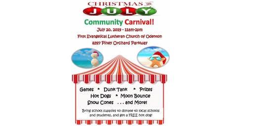 Community Carnival!