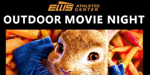 Ellis Outdoor Movie Night
