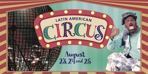 Latin American Circus 2019