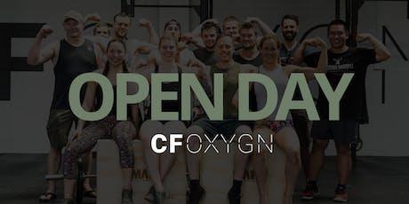 Open Day - CrossFit Oxygen Ringwood tickets